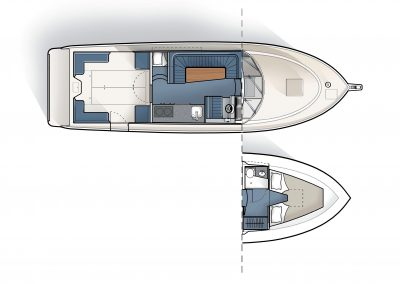 CC33 Express layout