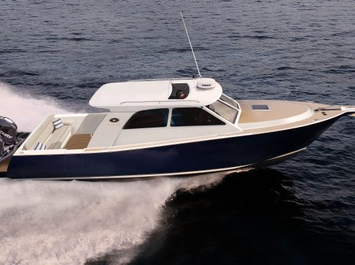 Coastal Craft 33 Express – NEW