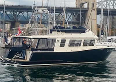 2011 Coastal Craft 45 IPS testimonial