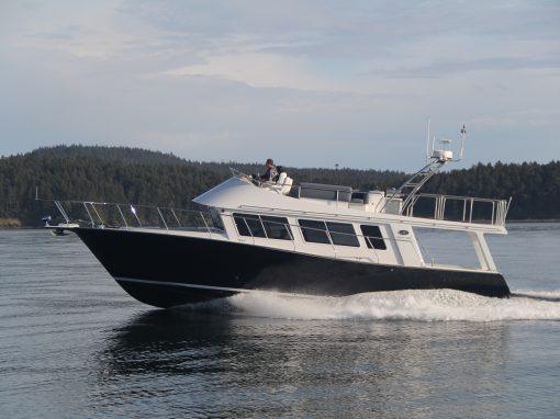 Coastal Craft 45 IPS Flybridge – NEW