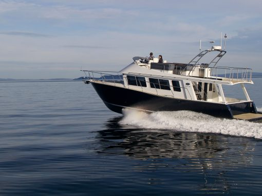 Coastal Craft 45 IPS Flybridge – NEW