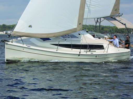 Marlow Hunter 31 – NEW