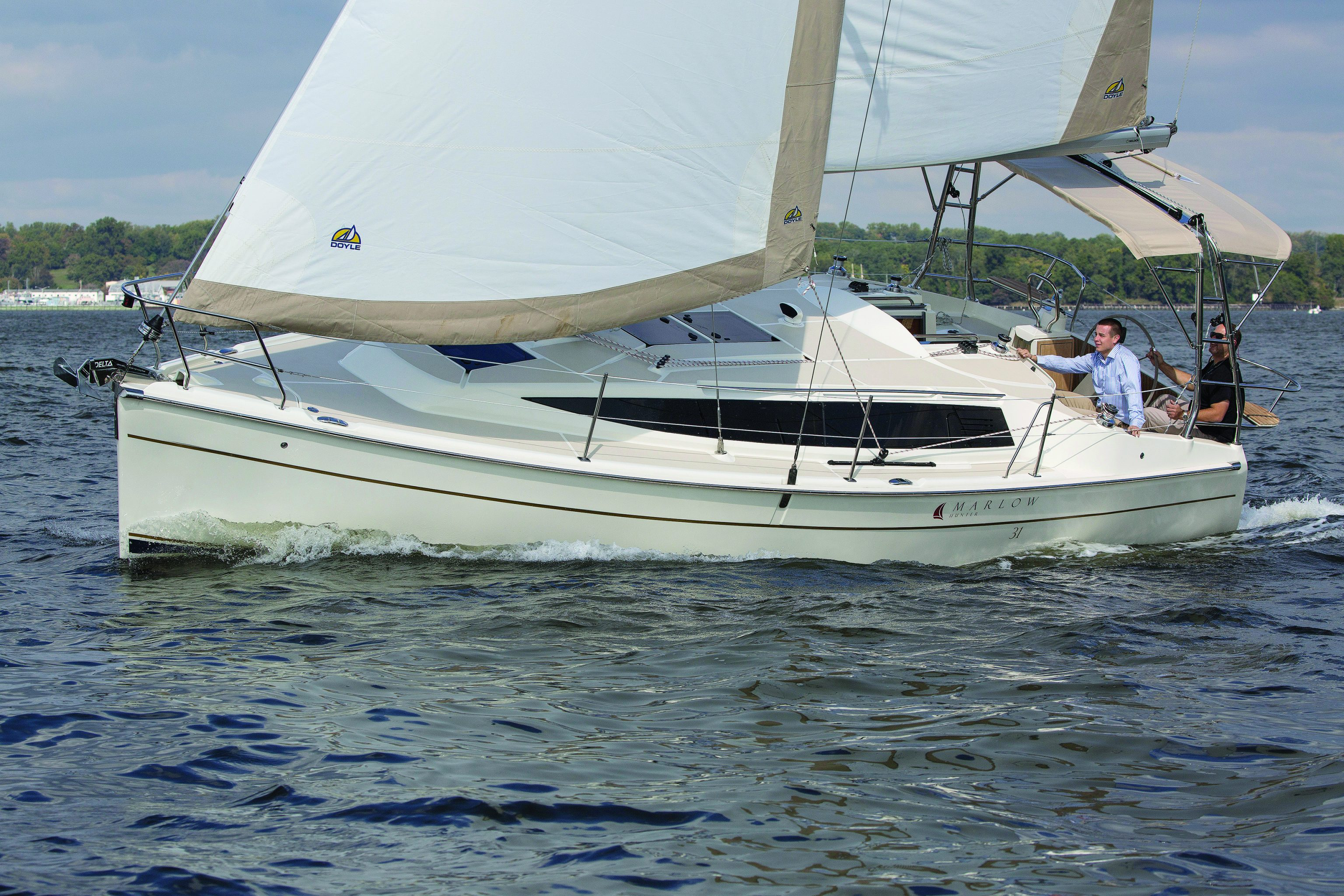 Marlow Hunter 31 - NEW - Specialty Yachts