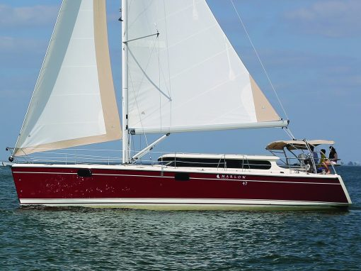 Marlow Hunter 47 – NEW