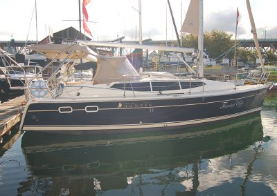 Marlow Hunter 33 – SOLD