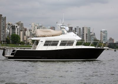 Coastal Craft 40 IPS Sedan (with optional Flybridge) – NEW