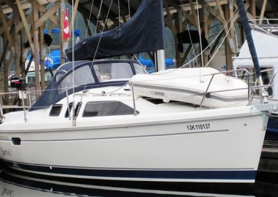Hunter 29.5 – SOLD