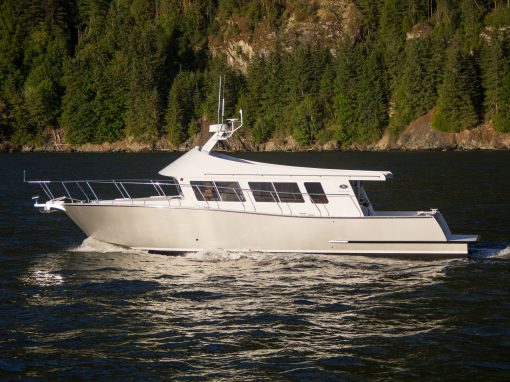 Coastal Craft 45 IPS Sedan – NEW