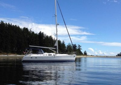 Hunter 44 DS – SOLD