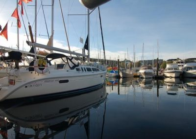 Hunter 336 Sloop – SOLD