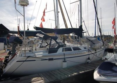 Hunter 30 – SOLD