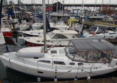 Hunter 36 – SOLD
