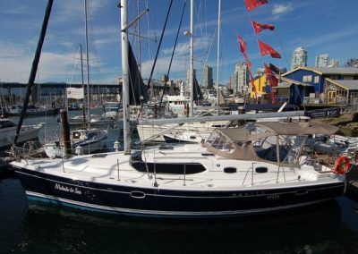 Hunter 45 ds – SOLD