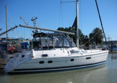 Hunter 420 Passage – SOLD