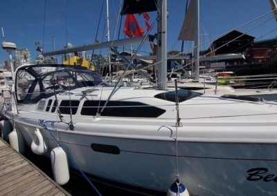 Hunter 340 – SOLD