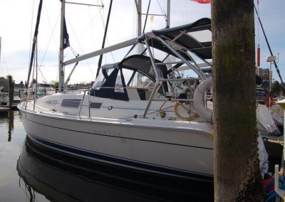 Hunter 33 – SOLD