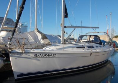 Hunter 38 – SOLD