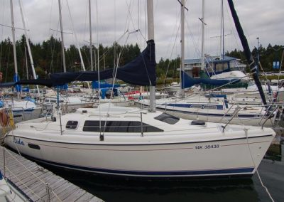 Hunter 280 – SOLD