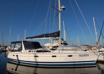 Hunter 430 – SOLD