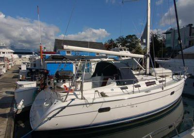 Hunter 356 – SOLD