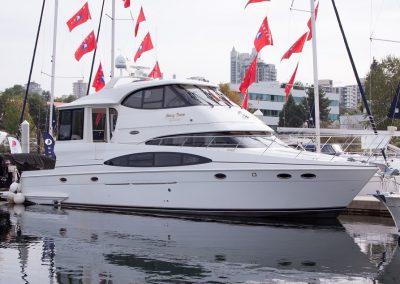 Carver 564 Cockpit Motor Yacht – SOLD