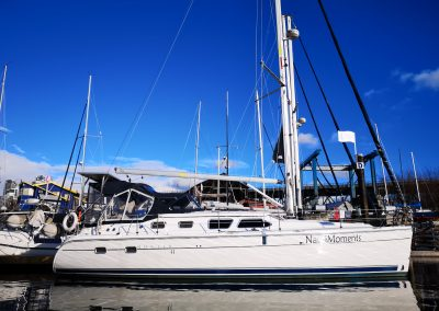 Hunter 41 DS – SOLD