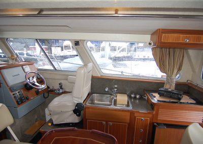 Interior Starboard