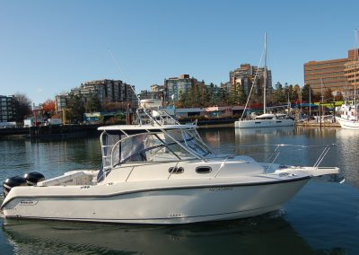 Boston Whaler 305 Conquest -SOLD