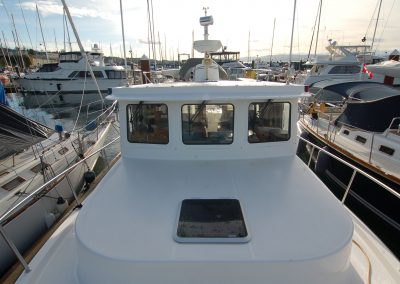 Foredeck and Windows