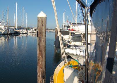 Outboard Motor Crane