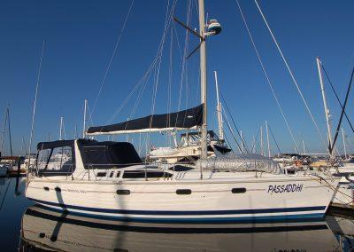 Starboard Exterior Profile