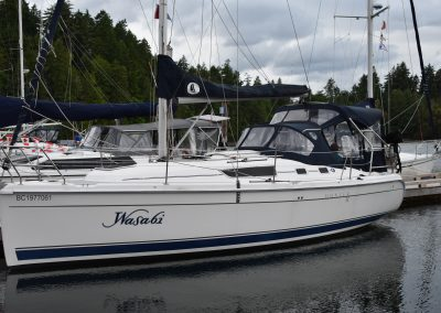 2008 Hunter 31 – SOLD