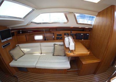Starboard Salon Seating