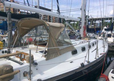 At Dock 1