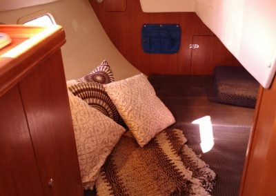 Entrance to Aft Cabin