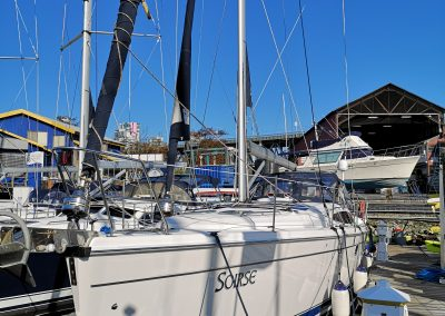 2013 Marlow Hunter 50 – SOLD