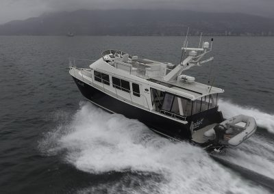 2010 Coastal Craft 45